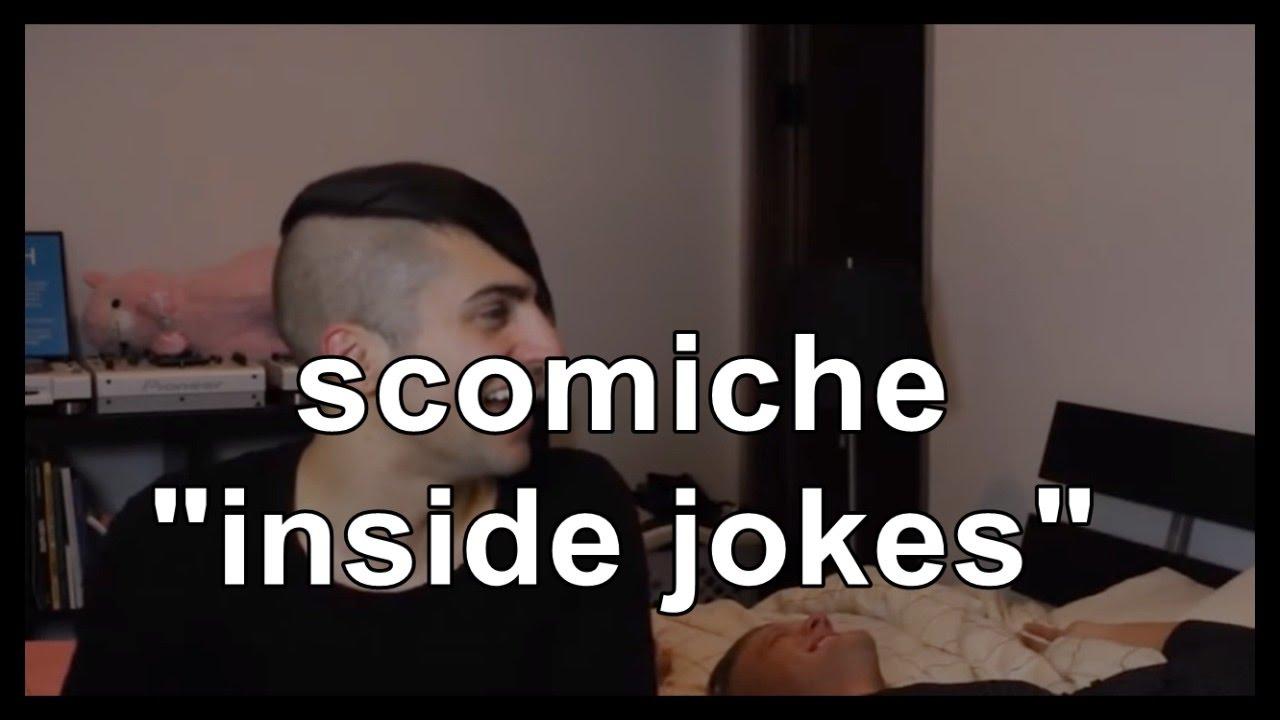 """scömìche """"inside jokes"""" - YouTube"""