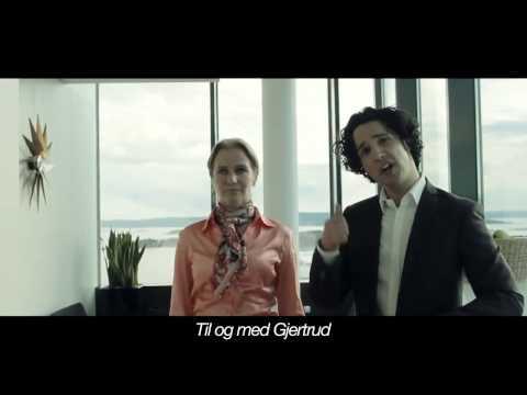 Ylvis - Jeg heter Finn,english subtitles
