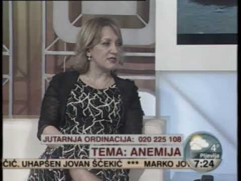 Geležies trūkumo anemija - simptomai ir gydymas - Hipertenzija November