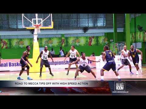 ROAD TO MECCA TIPS OFF WITH HIGH SPEED ACTION