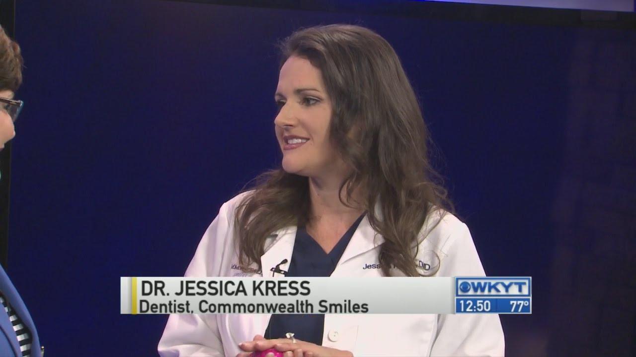 jessica kress. dr. jessica kress, commonwealth smiles kress