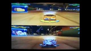 Cars 2 - Biler 2 GamePlay