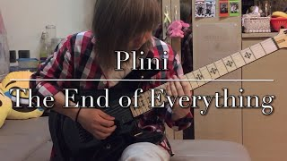 Plini - The End of Everything (Guitar solo cover)