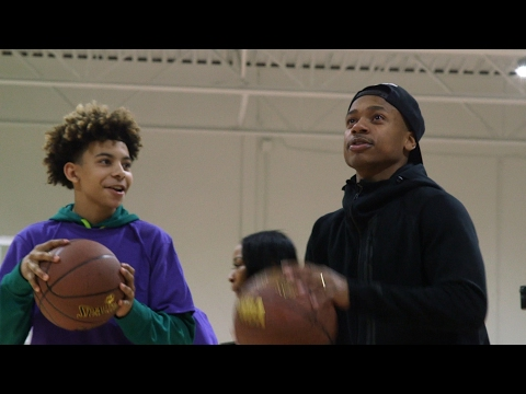 Isaiah Thomas has a new home in Tacoma: His own basketball court