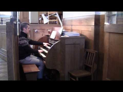 Sweet is the work, my God, my King - First Church of Christ Scientist, Bournemouth (Compton organ)