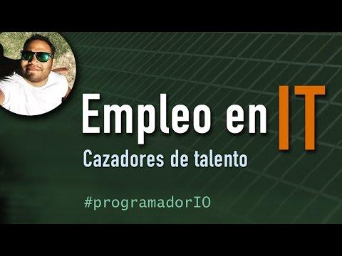 Validarte para encontrar trabajo en el sector IT #programadorIO