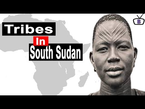 Major ethnic groups in South Sudan and their peculiarities