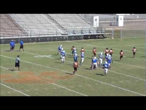 Marcus Capetillo 2012 Football Highlight 1