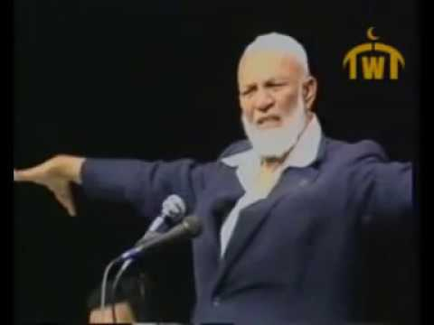 Response to Jimmy Sweggart... Did Name of Muhammed Mention in the Bible? by Ahmed Deedat