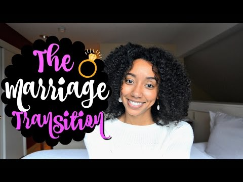 💍THE MARRIAGE TRANSITION💍 My 5 Changes to Becoming a Wife - Storytime