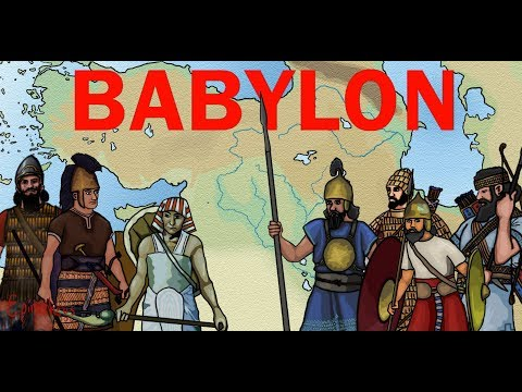 Babylon the great  (2,000 years of Mesopotamian history expl