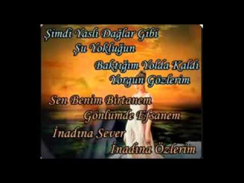 Hani Çok sevmiştik birbirimizi_Arzu Karadoğan yorumuyla