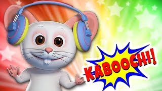 Kaboochi   Дети Танцуют Вызов   Танцы Видео Для Детей   Dance Challenge   Little Treehouse Russia