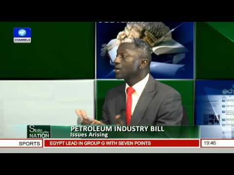 State Of The Nation: Examining Petroleum Industry Bill -- 25/03/16 Pt. 2