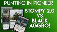 Pioneer Stompy 2.0 VS Mono Black Aggro!