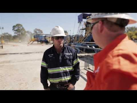 Easternwell Rig Life Video -- Oil & Gas