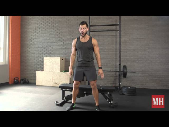 6 Leg Workouts Men Can Do At Home