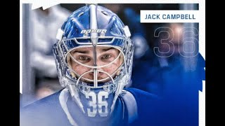 JACK CAMPBELL OFF THE ICE: NHL doc captures Toronto Maple Leafs' desire to dominate