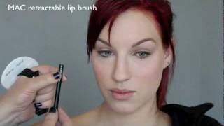 Makeup for Red Heads - Peaches and Cream