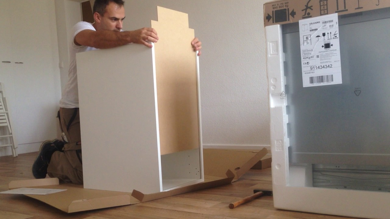pawel k chenmontage ikea montage berlin k chenverkauf youtube. Black Bedroom Furniture Sets. Home Design Ideas