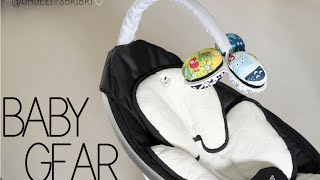 big baby gear haul. ✦ stroller, bassinet, etc.