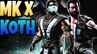 MORTAL KOMBAT X - King Of The Hill (ROAD TO MK 11)