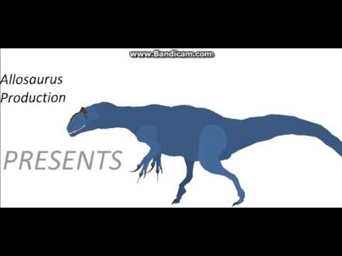 Allosaurus Rampage (15 subs special late) with sounds