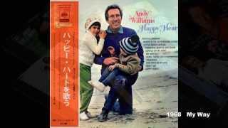 andy williams original album collection  Vol.2  1968  My Way