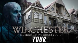 WINCHESTER: THE HOUSE THAT GHOSTS BUILT - TOUR VIDEO (2018) Helen Mirren, Jason Clarke horror film