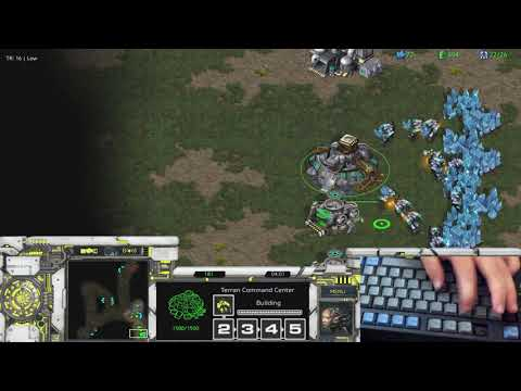 [26.4.19] (FPVOD) StarCraft Remastered | 1v1 Connor5620 [T] Vs SY6507 [P] Fighting Spirit