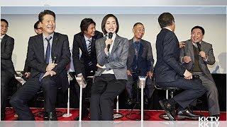 《女王偵訊室3》原班人馬回歸,演員感情相當好。(KKTV提供) 【大紀元2...