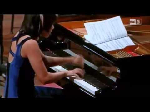 Yuja Wang plays J.Strauss II/Cziffra