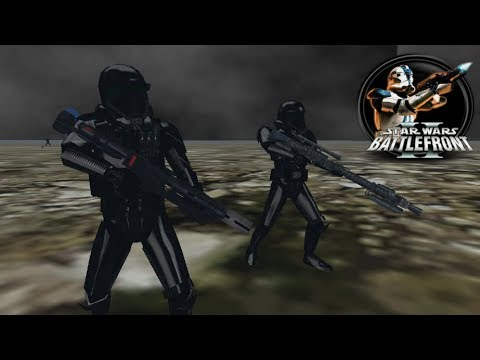 Star Wars Battlefront II Mod - Death Troopers VS Husks - Reaper Capital Ship 1.0