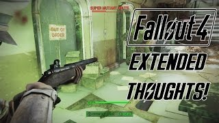 FALLOUT 4 Extended Thoughts (SPOILER FREE) - H.A.M. Radio Podcast Ep 37