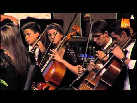 Hatikvah-The Hope Romanian Pentecostal Orchestra 2012 Seattle -arranged by Elliot Del Borango HD