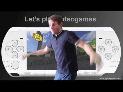 Videogames song | Let's play videogames | Do, Play, Go + Activity