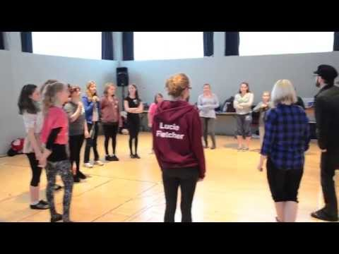 Inside the Audition Room | Youth Music Theatre UK (YMT)
