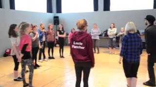 Inside the Audition Room 2013 | Youth Music Theatre UK (YMT)