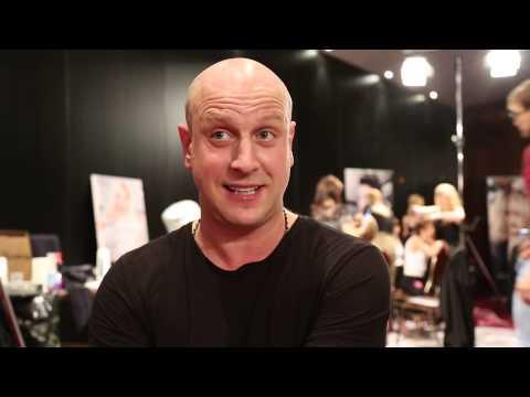 Feminute beauté avec Andy Heasman, coiffeur