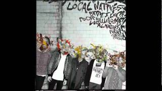 Watch Local Natives Sticky Thread video