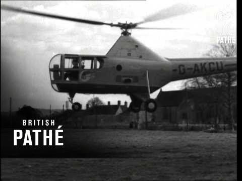 Rural Mail Airborne (1948)