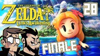 Legend of Zelda Link's Awakening Lets Play: Secret Surprise - PART 28 FINALE - TenMoreMinutes