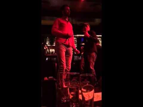 Kryptonite karaoke bulldog amsterdam Luke Renzo