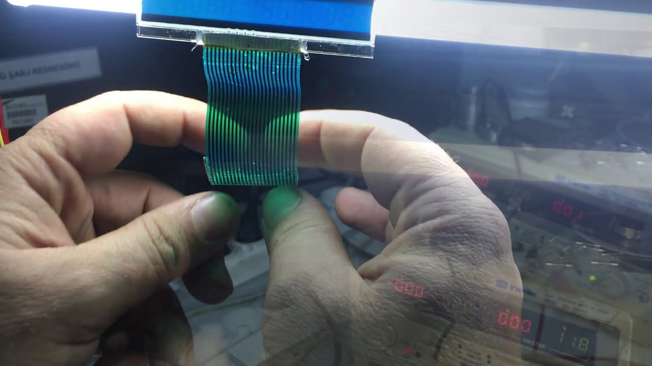 Nisaan juke daewoo cd çaların ekran göstermiyor arızası