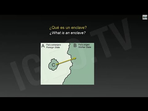Enclaves: Curious Enclaves Around the World [IGEO.TV]