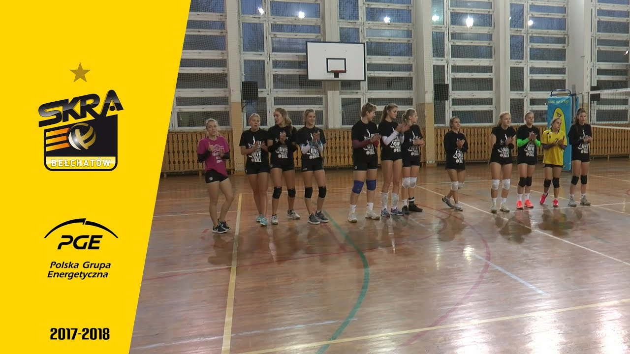 EKS Skra – MUKS ABiS SP 64 Łódź (juniorki)