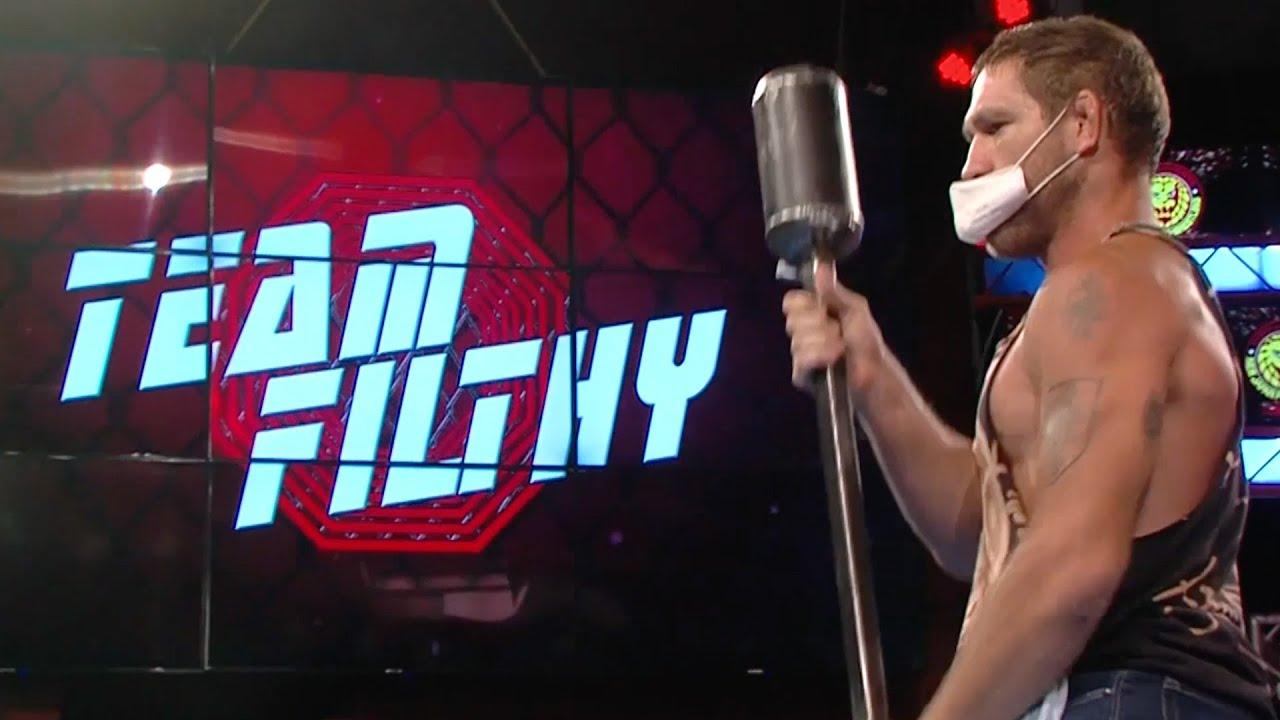【NJPW STRONG】トム・ローラーがチームを結成?!