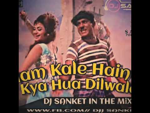Demo Ham Kale Hain To Kya Hua Dilwale Hein - DJ SANKET IN MIX - 7096270700