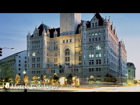 Trump International Washington DC Hotel Overview