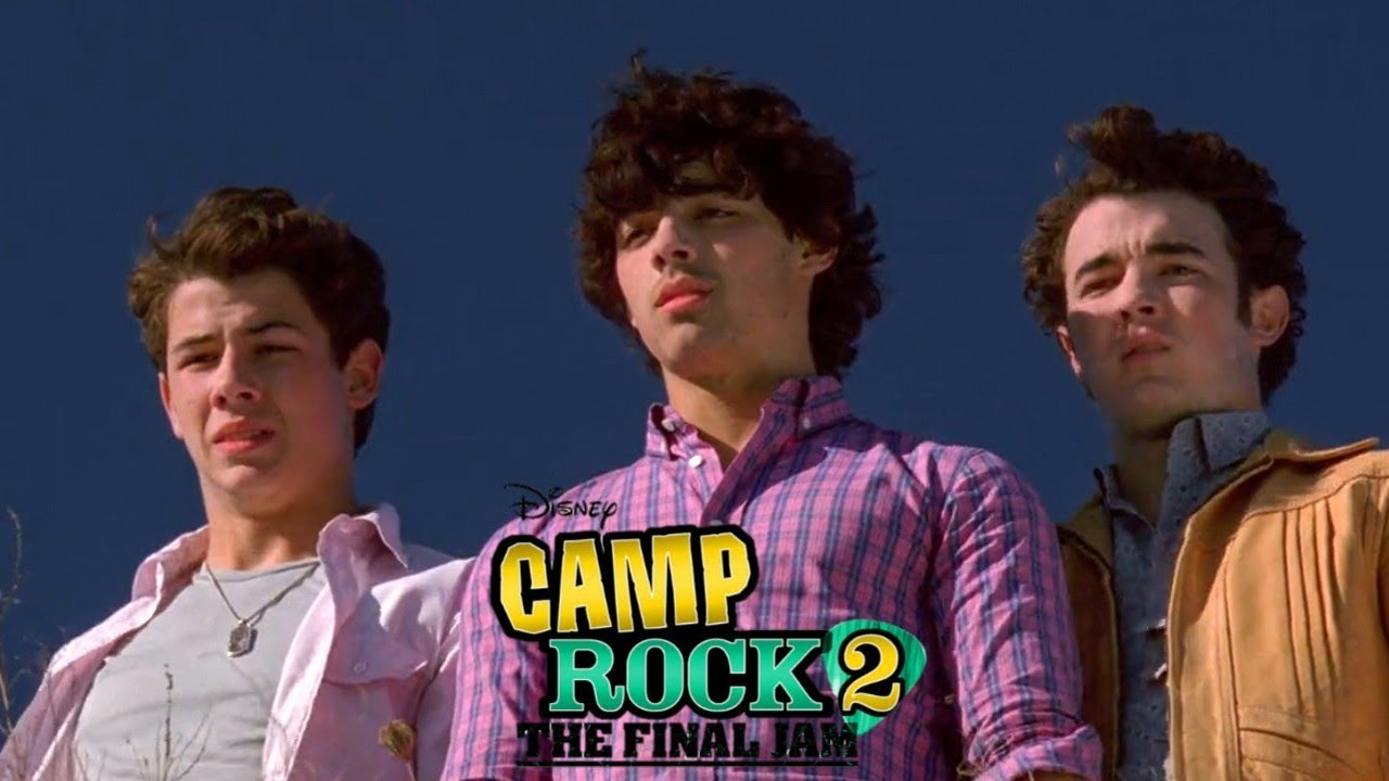 Camp Rock 2 Parte 1 Youtube